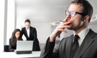 تدخين الأجير في مقر العمل – خطأ جسيم-مشروعية الفصل من العمل